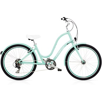 Electra Townie Original 21D EQ Ladies Wintermint 2019