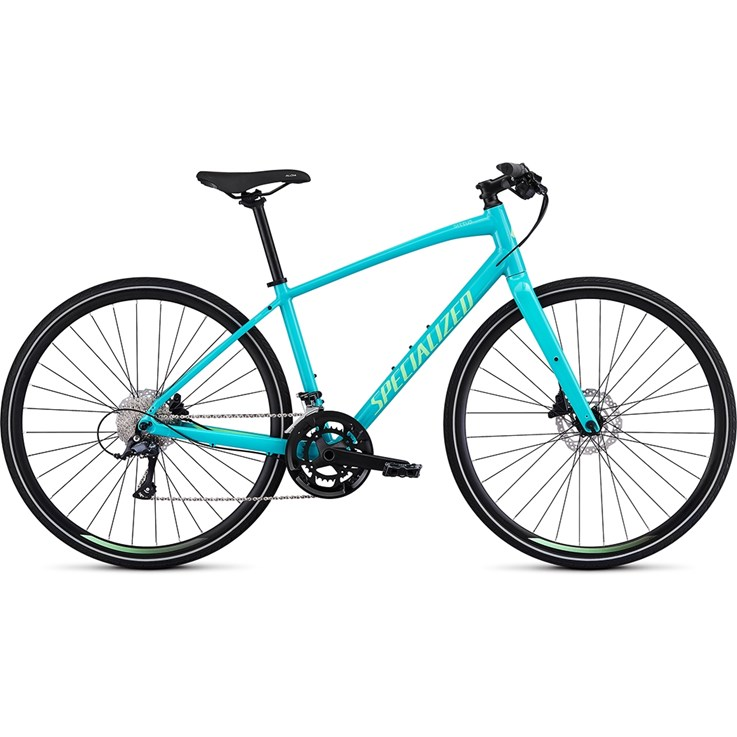 Specialized Sirrus Womens Sport Int Gloss Acid Mint/Acid Kiwi