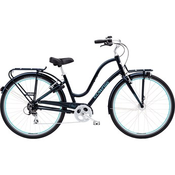 Electra Townie Commute 8D EQ Step-Thru Galaxy Black 2020