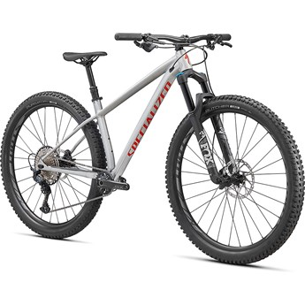 Specialized Fuse Expert 29 Satin Brushed Alloy/Redwood 2021