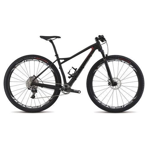 Specialized S-Works Fate Carbon 29 Carbon/Flo Red/Black 2015