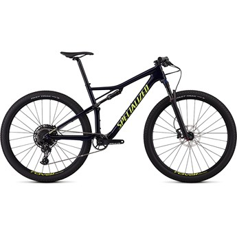 Specialized Epic Men Comp Carbon 29 Gloss Blue Tint Carbon/Ion