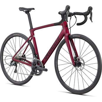 Specialized Roubaix Gloss Raspberry/Tarmac Black 2021