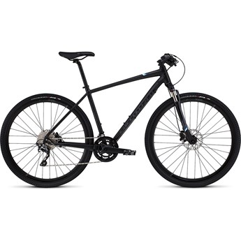 Specialized Crosstrail Comp Disc Black/Gloss Black/Deep Blue