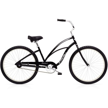Electra Cruiser 1 Ladies Black 2019