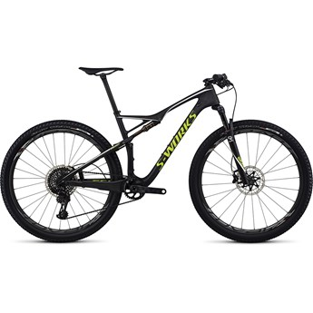 Specialized S-Works Epic FSR Carbon WC 29 Satin Gloss Carbon/Hyper/White