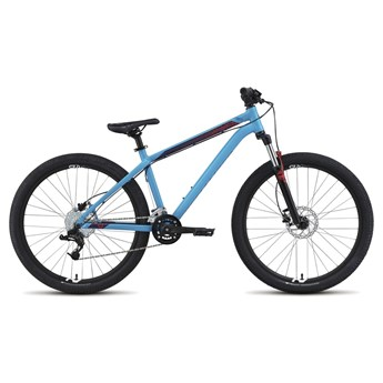 Specialized P Street 2 Cyan/Deep Blue/Flo Red