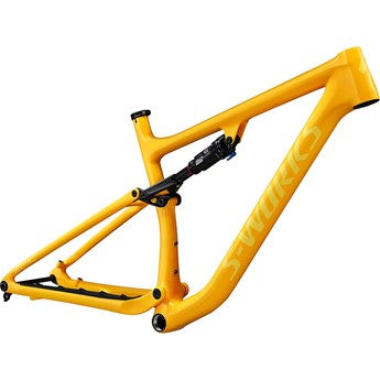 Specialized Epic Evo S-Works Frameset Gloss Brassy Yellowith Sunset Yellow