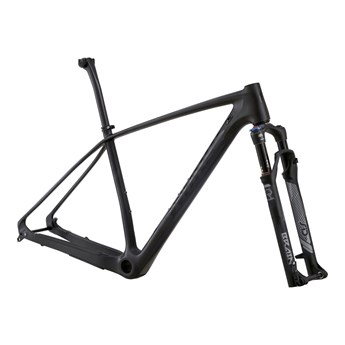 Specialized S-Works Stumpjumper Hardtail Carbon 29 Frameset (Rampaket) Carbon