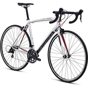 Specialized Allez Sport INT Dubbel Kompakt Silver/Svart/Röd