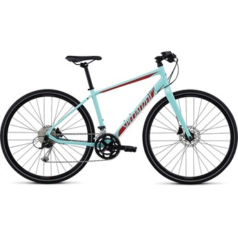 Specialized Vita Sport Light Turquoise/Nordic Red/Tarmac Black 2017