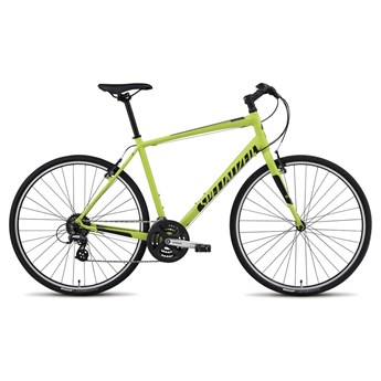 Specialized Sirrus Hyper Green/Black/Gunmetal
