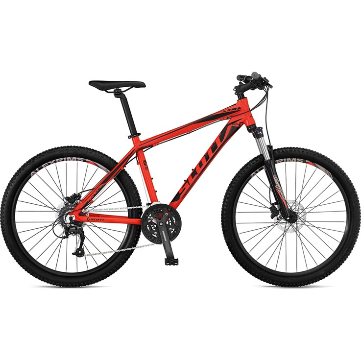 Scott Aspect 640 Red