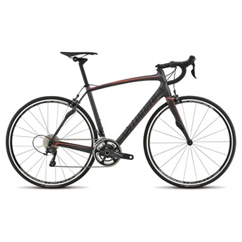 Specialized Roubaix SL4 Expert Silver/Rocket Red/Black