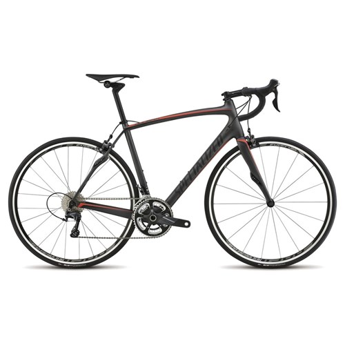 Specialized Roubaix SL4 Expert Silver/Rocket Red/Black 2015