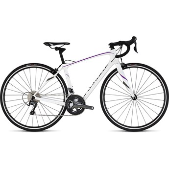 Specialized Ruby Gloss Metallic White/Deep Pearl Fuschia/Charcoal