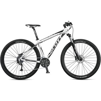 Scott Aspect 940 White Black/Black