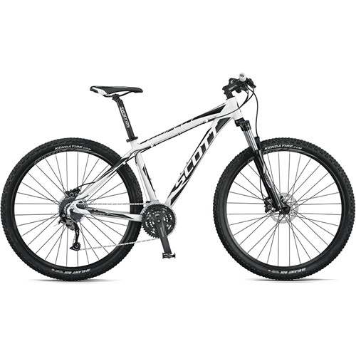 Scott Aspect 940 White Black/Black 2015