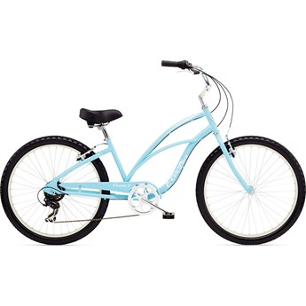 Electra Cruiser 7d Light Blue Dam