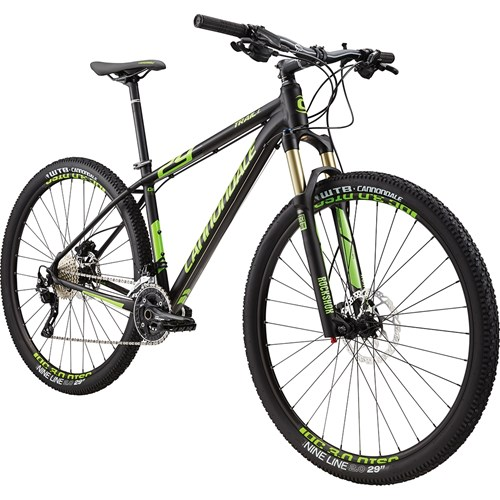 Cannondale Trail 29 1 Bbq 2016