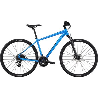 Cannondale Quick CX 3 Electric Blue 2020
