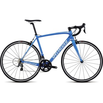 Specialized Tarmac SL4 Gloss Neon Blue/Metallic White 2017
