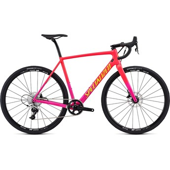 Specialized Crux Elite Gloss Acid Pink/Acid Purple/Team Yellow/Clean