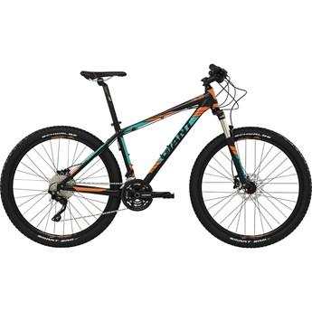 Giant Talon 27.5 2 LTD Black/Orange 2016