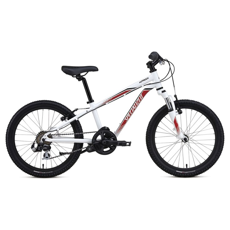 Specialized Hotrock 20 6 Speed Boys White/Red/Black