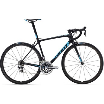 Giant TCR Advanced SL 0 Comp/Cyan/Black (Matt/Gloss) 2016