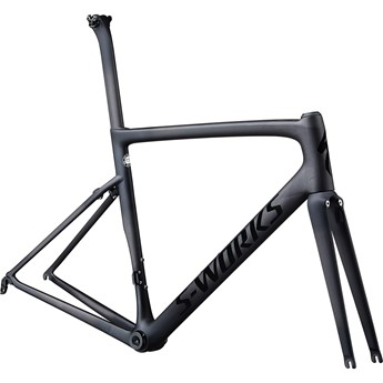 Specialized Tarmac SL6 S-Works Frameset Satin Carbon/Tarmac Black/Clean