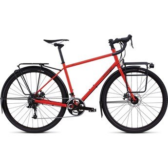 Specialized Awol Evo Gloss Rocket Red Powder Coat/Reflective Black