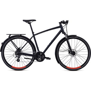 Specialized Crosstrail EQ BT Int Cast Black/Rocket Red