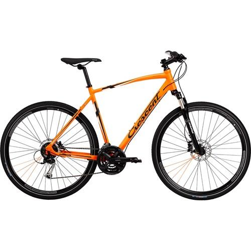 Crescent Starren Orange Matt 2016