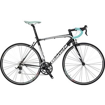 Bianchi Impulso Svart/Celeste/Vit
