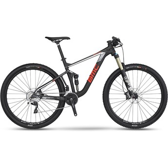 BMC Speedfox 02 SLX/XT Svart, Orange, Vit och Grå 2016