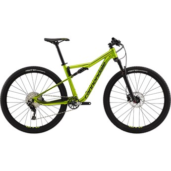 Cannondale Scalpel Si Alloy 6 Grön