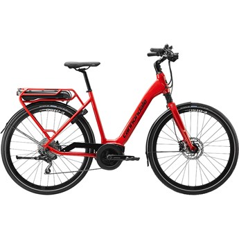 Cannondale Mavaro Active City Röd 2019