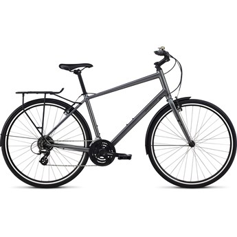 Specialized Alibi Sport EQ Charcoal/Black