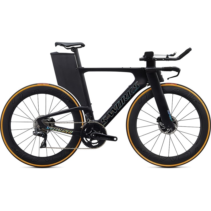 Specialized Shiv S-Works Disc Di2 Satin Carbon/Gloss Holographic Foil 2020