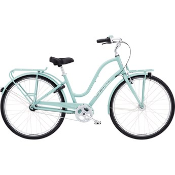Electra Townie Commute 7i EQ Step-Thru Mineral Blue 2020
