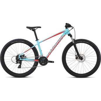 Specialized Pitch Men 27,5 Int Gloss Light Blue/Rocket Red