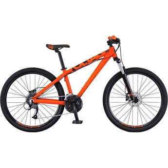 Scott Voltage YZ 10 Mönstrad Svart på Orange