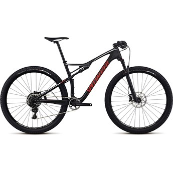 Specialized Epic FSR Expert Carbon WC 29 Satin Carbon/Nordic Red/Kool Silver 2017
