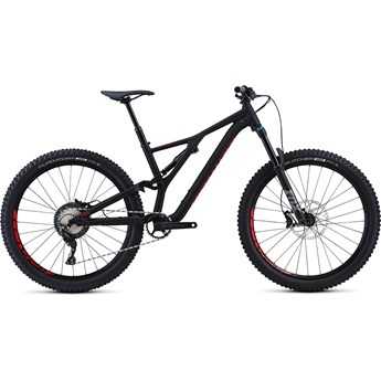 Specialized Stumpjumper FSR Men Comp 27.5 Satin/Black/Flo Red