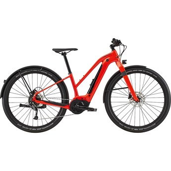 Cannondale Canvas Neo 2 Remixte Acid Red 2020
