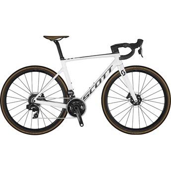 Scott Addict RC 10 Pearl White 2021