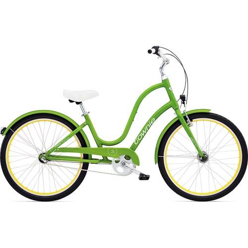Electra Townie Original 3i EQ Ladies' Leaf Green 2015