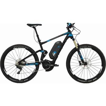 Giant Full-E+ 0 Black/Blue 2016