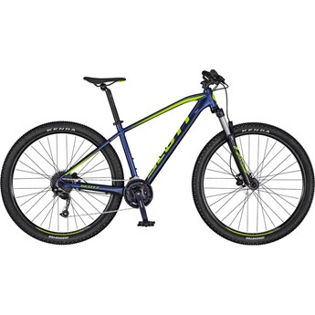 Scott Aspect 750 Dark Blue/Green